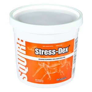 Stress-Dex  Solid  Electrolyte Replenisher  For Horse 4 lb.