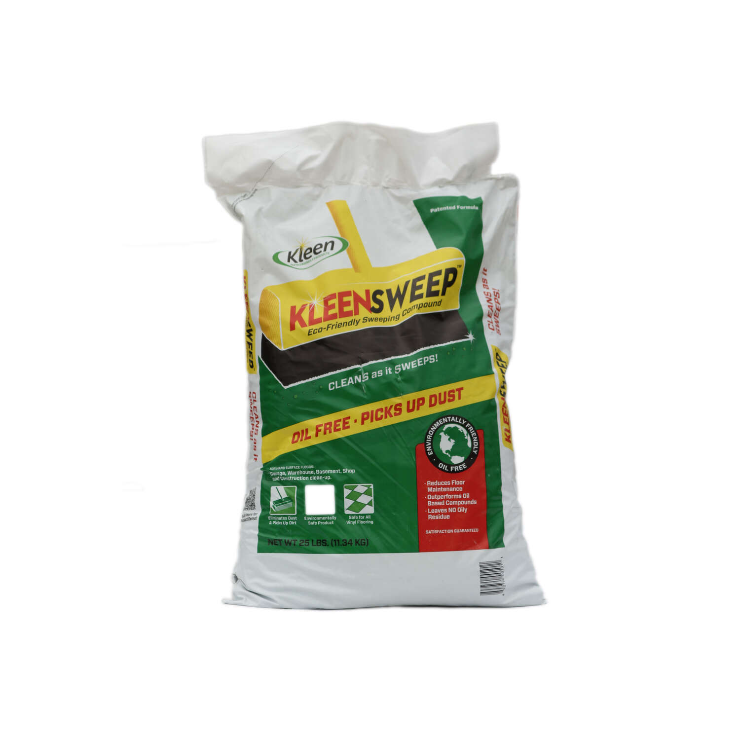 Kleen Sweep Sweeping Compound 25 lb.