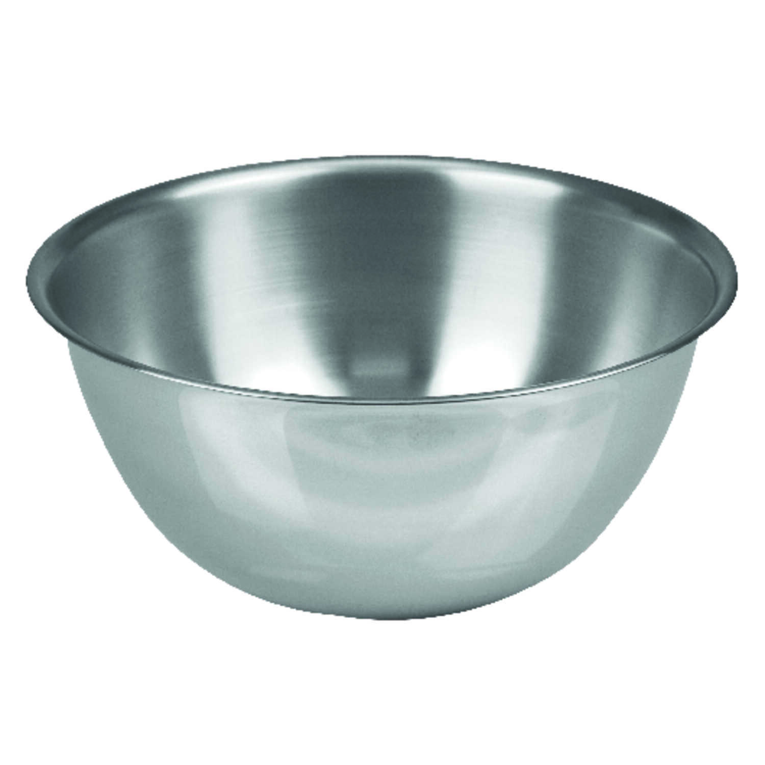 Fox Run  4.25 qt. Stainless Steel  Silver  Mixing Bowl  1 count