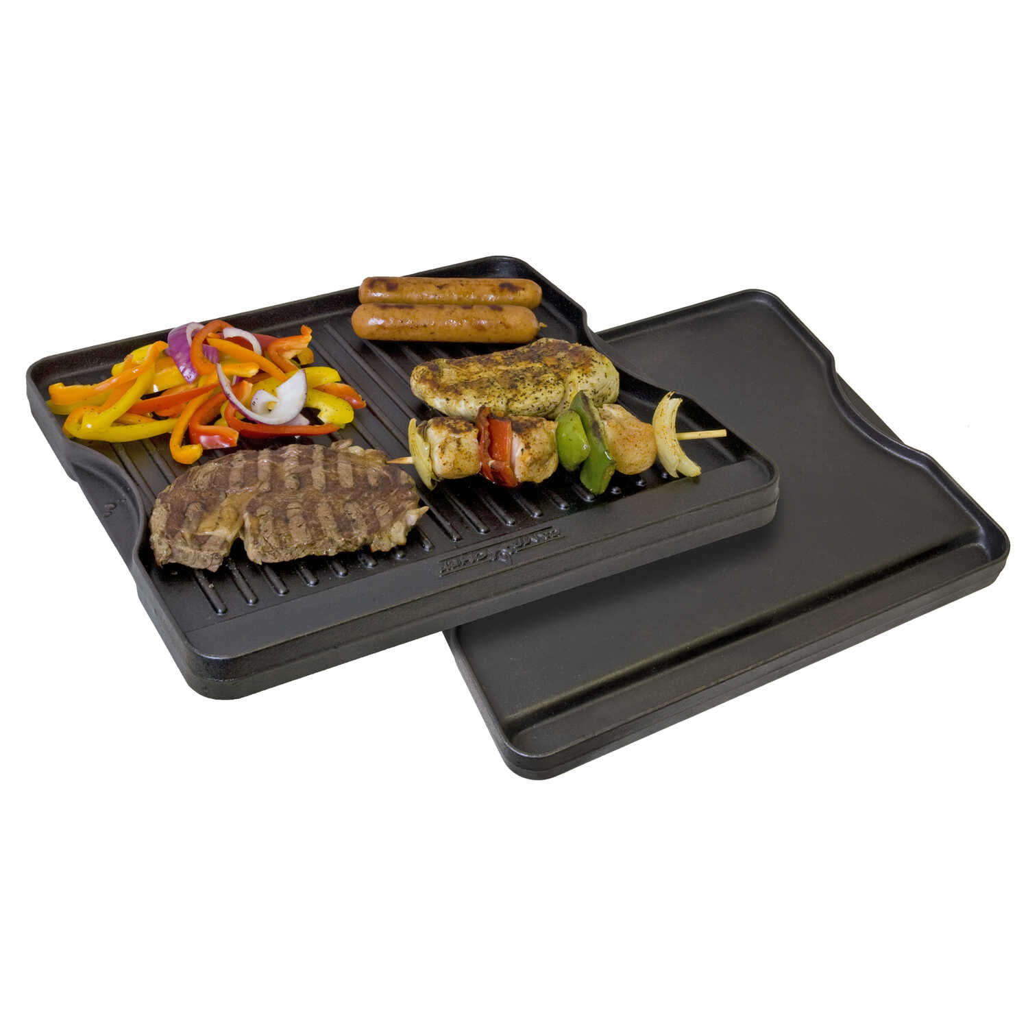 Camp Chef  Cast Iron  Grill Griddle