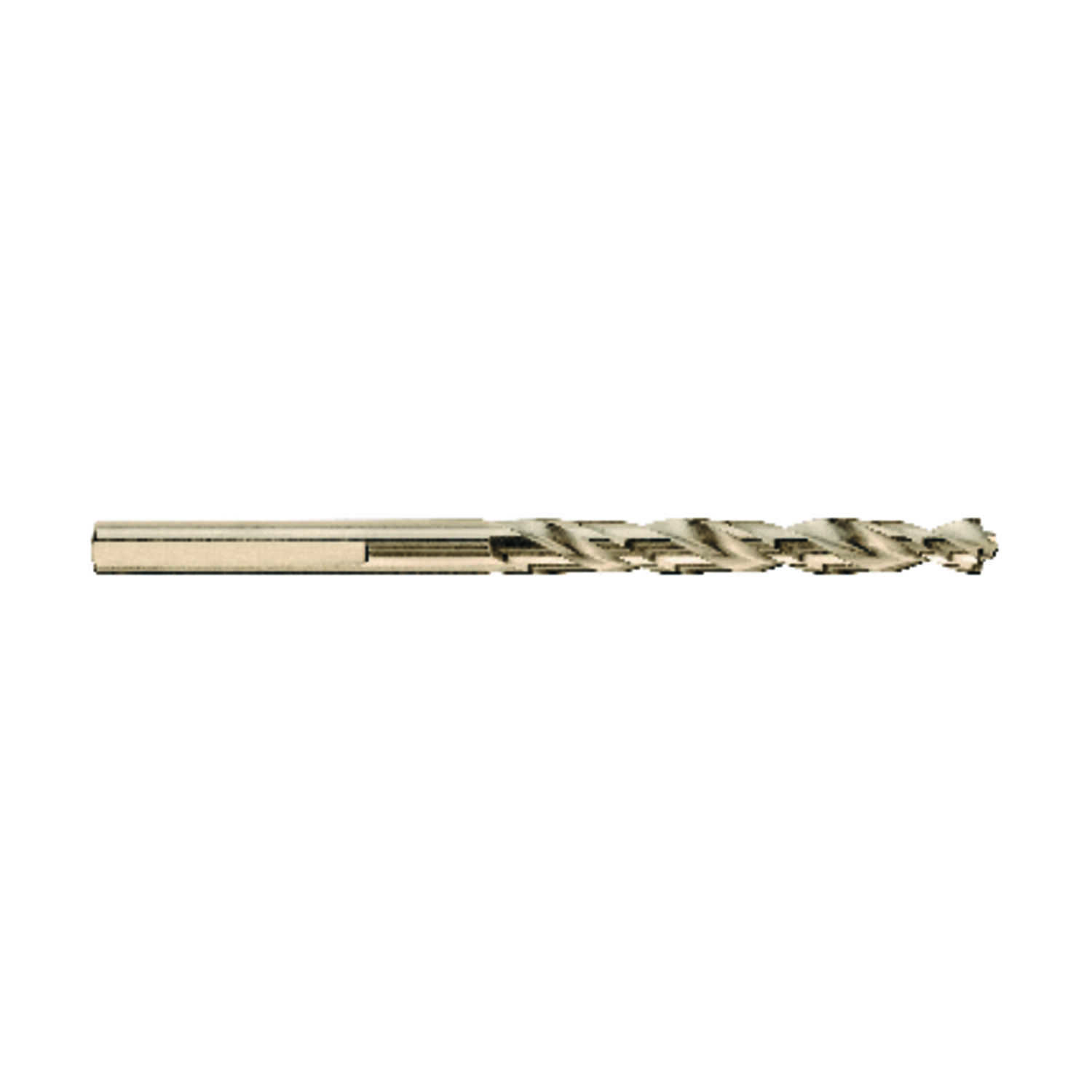 DeWalt  Pilot Point  11/32 in. Dia. x 4-3/4 in. L Split Point Drill Bit  3-Flat Shank  1 pc. High Sp