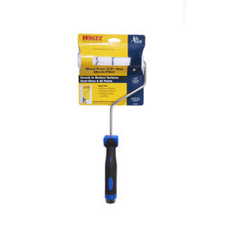 Whizz  Xtrasorb  6 in. W Mini  Paint Roller Frame and Cover  Threaded End