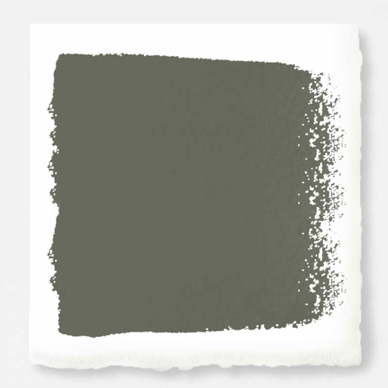 Magnolia Home  by Joanna Gaines  Satin  M  Acrylic  1 gal. Wellington Green  Paint