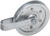 National Hardware  1.85 in. W x 4.25 in. L x 4.25 in. Dia. Steel  Pulley