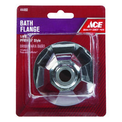 Ace  Bath Flange  1/4 in.