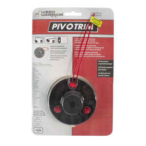 Weed Warrior  Pivotrim  Residential Grade  0.095 in. Dia. x 10.13  L x 0.095 in. Dia. Trimmer Head