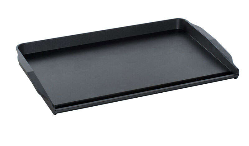 Nordic Ware  ProCast  10.625 in. W Cast Aluminum  Nonstick Surface Griddle