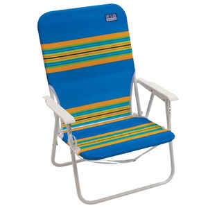 Rio Brands  Sun 'n Sport  1 position  Multi-color  Sun & Sport  Folding Bench