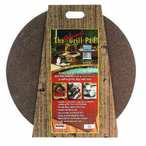 The Original Grill Pad  Fiber Cement  Grill Pad