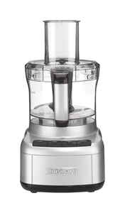 Cuisinart  Elemental  Matte  Gray  64 oz. Food Processor  350 watts