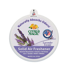 Citrus Magic  Lavender Scent Air Freshener  8 oz. Solid