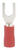 Ace  Insulated Wire  Spade Terminal  Red  10 pk
