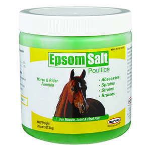 Durvet  Epsom Salt Poultice  For Horse
