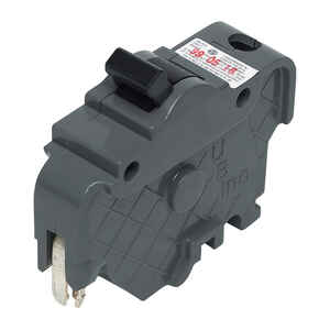 Federal Pacific  20 amps Standard  Single Pole  Circuit Breaker