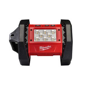 Milwaukee  Rover M18  8.75 in. LED  Flood Light