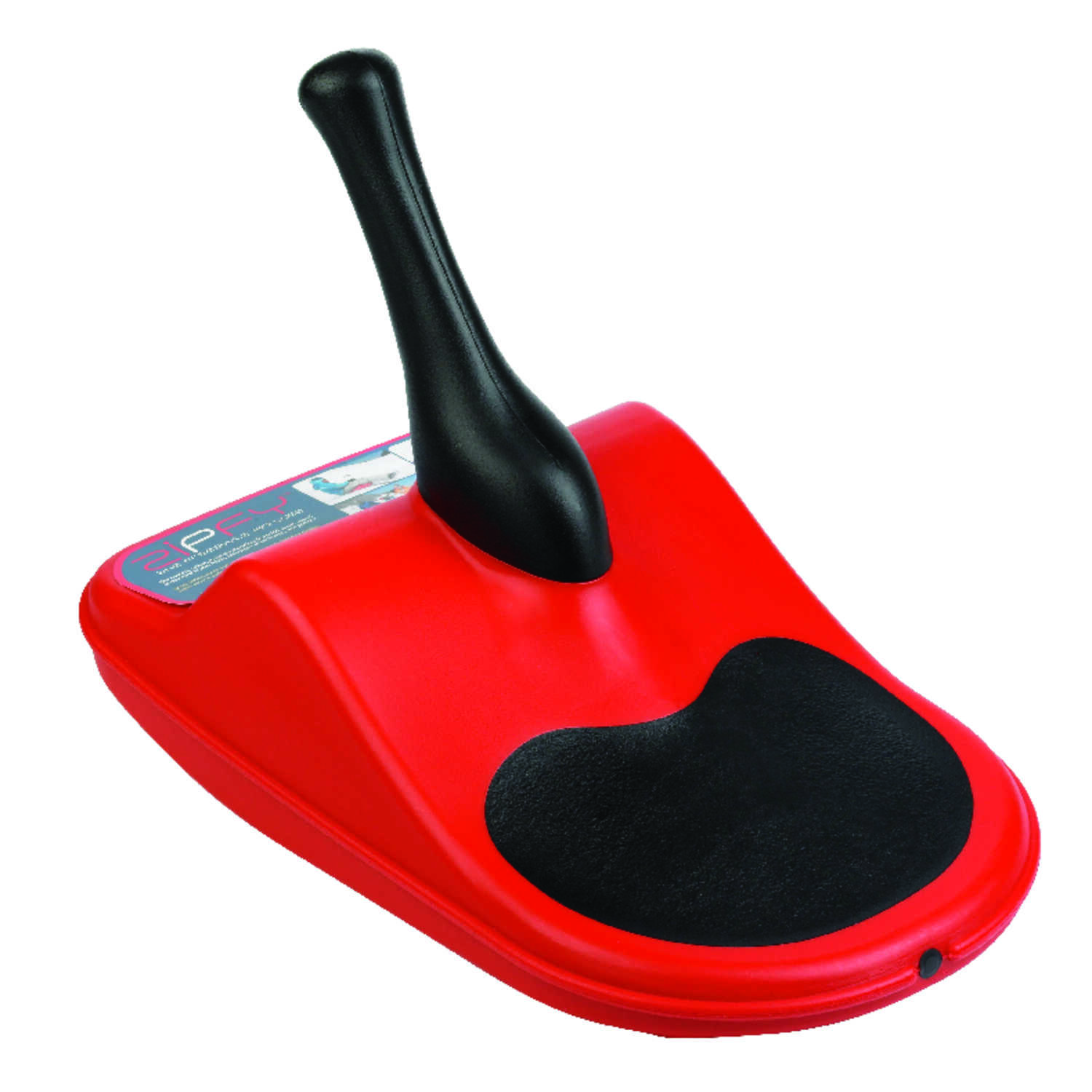 Zipfy  Plastic  Sled  21 in.