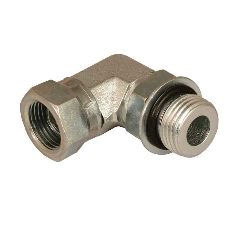 Universal  Steel  Hydraulic Adapter  5/8 in. Dia. x 1/2 in. Dia. 1