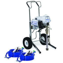 Graco SaniSpray HP 130 2-Gun Cart Airless Sprayer
