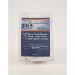 Dico Terry Cloth Polishing Bonnet