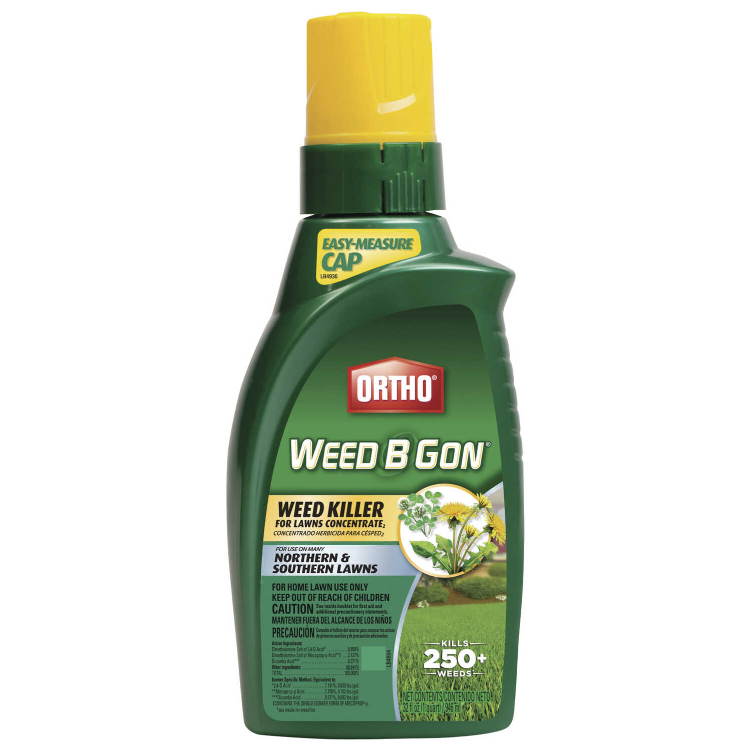 Ortho Weed B Gon Concentrate Weed Killer 32 oz  - Ace Hardware