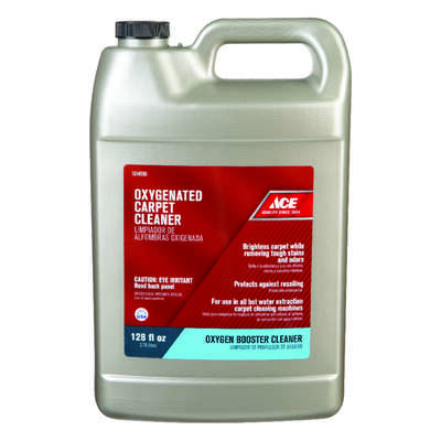 Ace  Oxy Magnet  Pleasant Scent Oxy Carpet Cleaner  128 oz. Liquid  Concentrated