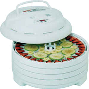 Nesco  White  White  9  Garden Master Digital Food Dehydrator