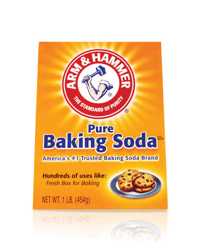 Arm & Hammer  Baking Soda  No Scent Cleaning Powder  1 lb.