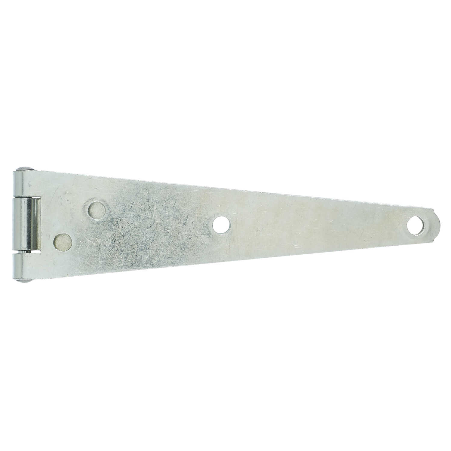 Ace  6 in. L Zinc-Plated  Light Duty Strap Hinge  1 pk