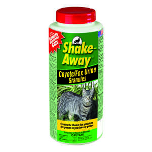 Shake-Away  For Multiple Animal Types Animal Repellent