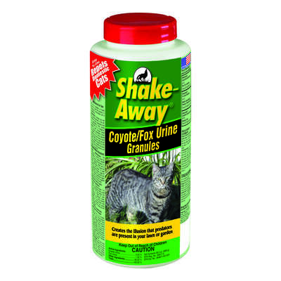 Shake-Away  Urine Animal Repellent  Granules  For Coyote/Fox 28.5 oz.