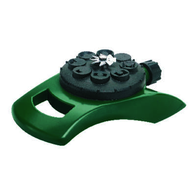 Home Plus Sled Base Turret Sprinkler 900 sq. ft.