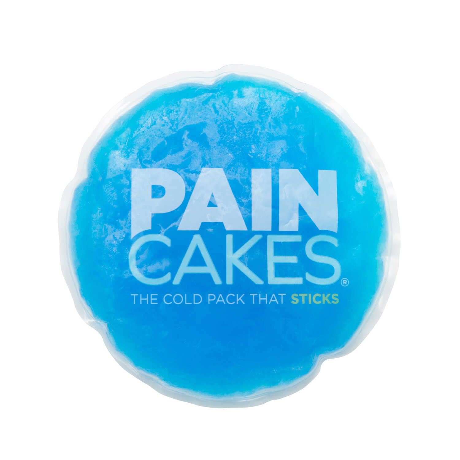 PAINCAKES  Stick and Stay  Ice Pack  Glycerin/Water  1 pk