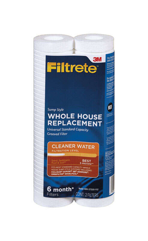 3M Filtrete Whole House Advanced Water Filtration System
