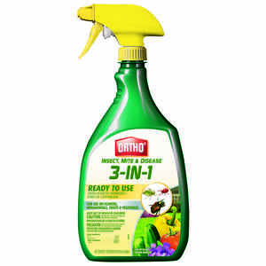 Ortho  3-in-1  Insect, Disease & Mite Control  24 oz.