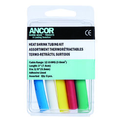 Ancor-Marinco Heat Shrink Tubing Kit Assortment PVC