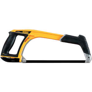 DeWalt  12 in. Hacksaw  Black  1 pc.