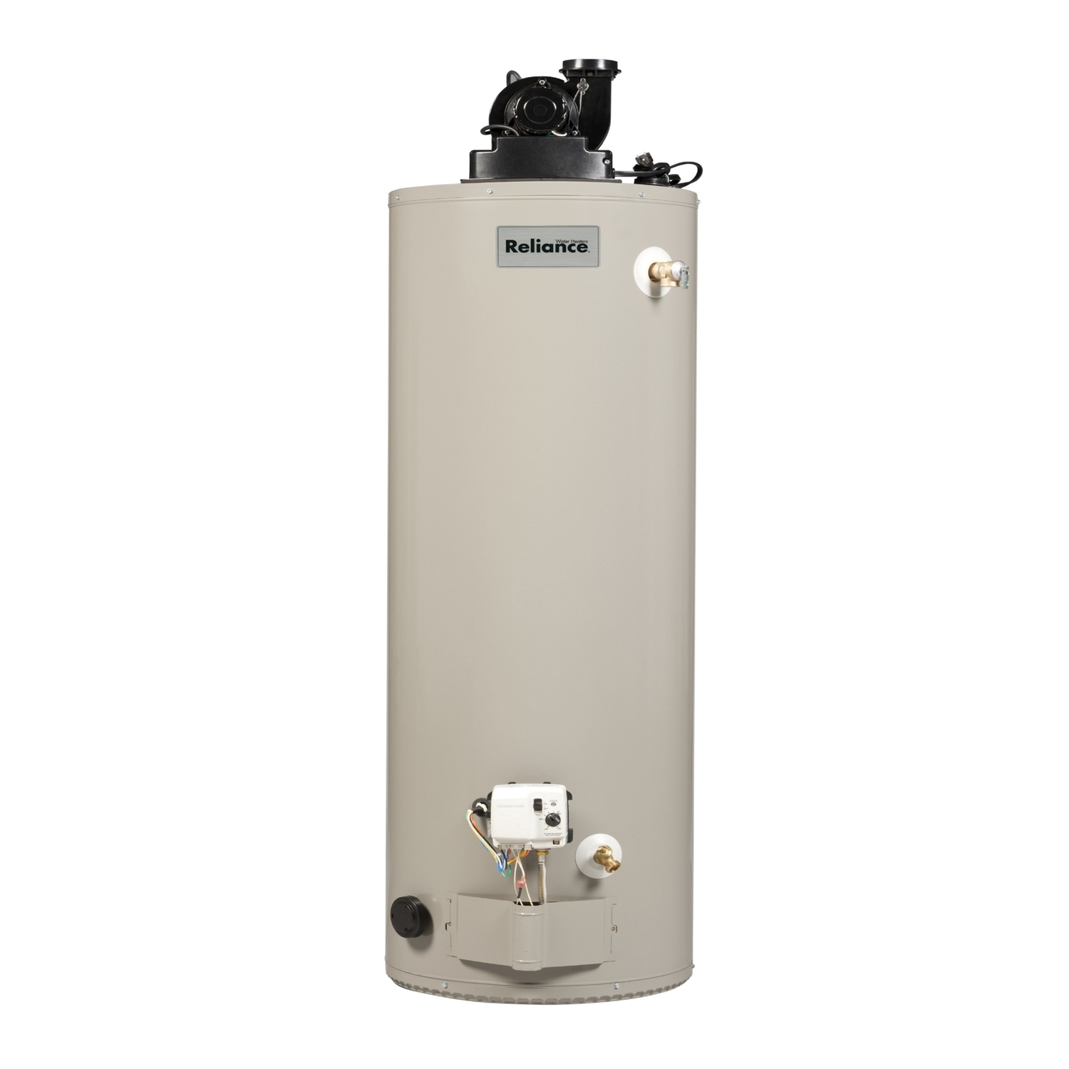 Reliance  Water Heater  Natural Gas  50 gal. 60-1/8 in. H x 24 in. L x 24 in. W