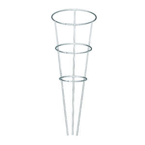 Panacea  33 in. H x 12  W Steel  Tomato Cage