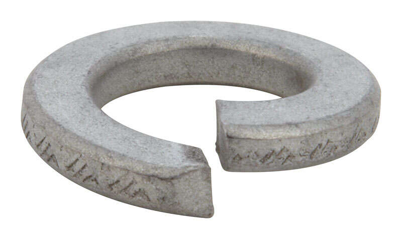 HILLMAN  Zinc-Plated  Steel  Split Lock Washer  7/16 in. Dia. 50 each