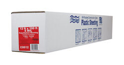 Berry Plastics  Film-Gard  Plastic Sheeting  6 mil  x 12 ft. W x 100 ft. L Polyethylene  Clear