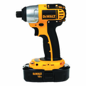 DeWalt  XRP  18 volt Cordless  Brushed  Impact Driver  Kit  1330 in-lb