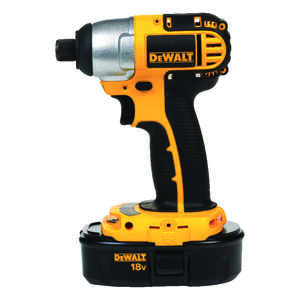DeWalt  XRP  18 volts 1/4 in. Hex  Cordless  Impact Driver  Kit 2400 rpm 2700 ipm 1330 in-lb