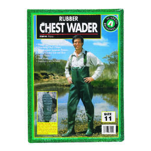 Academy Broadway  Chest Wader  11