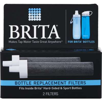Brita  Bottle  Water Bottle Replacement Filters