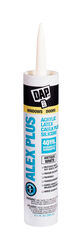 DAP  Alex Plus  Antique White  Acrylic Latex  All Purpose  Caulk  10.1 oz.