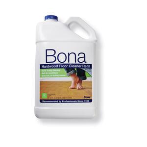 Bona No Scent Floor Cleaner Refill Oz Liquid Ace Hardware - Bona floor stripper