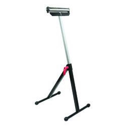 Ace Metal 11-1/2 in. W Roller Support Stand 250 lb. capacity Black/Silver 1 pc.