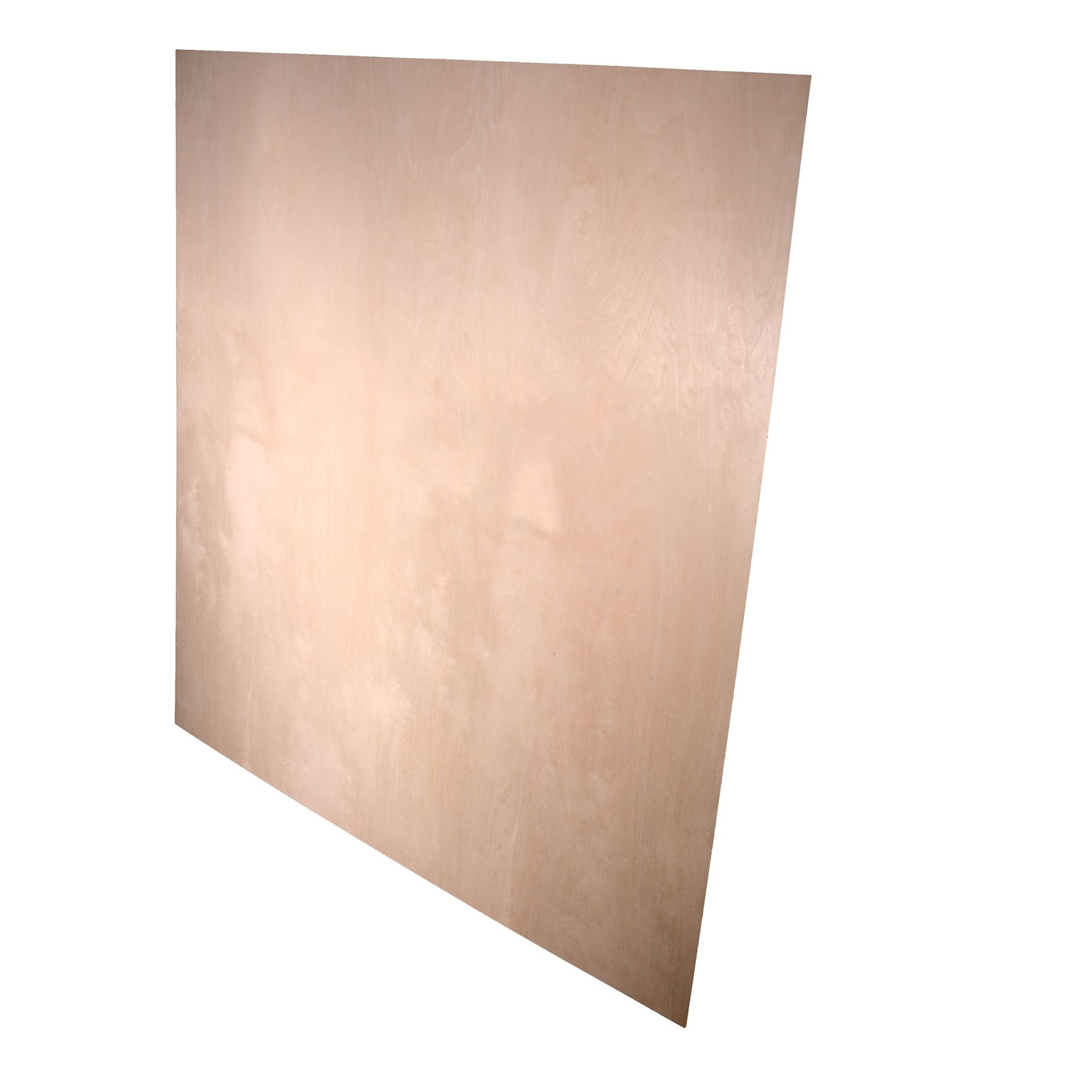 Alexandria Moulding  0.5 in.  x 4 ft. L x 4 ft. W Plywood