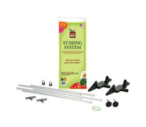 EarthBox  60 in. H x 22 in. W Green  Plant Staking System  Plastic