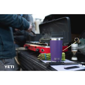YETI  Rambler  20 oz. Insulated Tumbler  Peak Purple